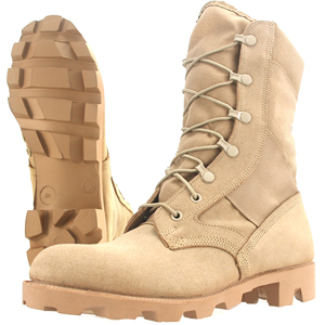 Wellco T930 Jungle Hot Weather Combat Boot
