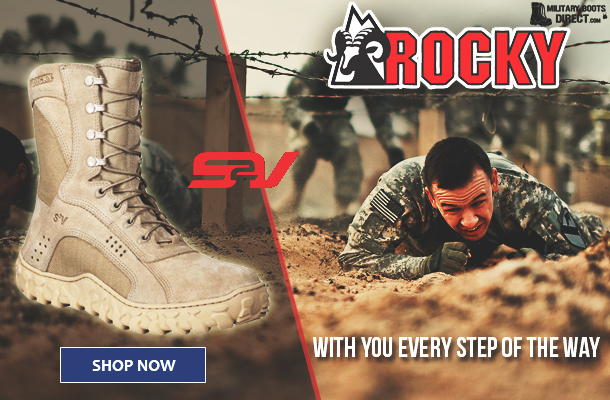 Military Boots on Sale - Free Size Exchanges